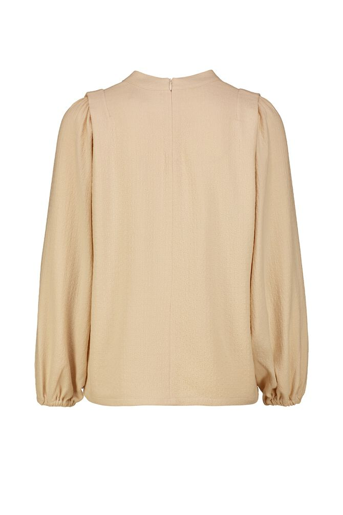 CKS WOMEN - RIVAL - Blouse long sleeves - beige