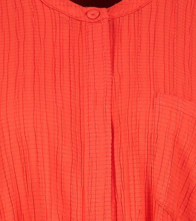 CKS WOMEN - ROME - Korte jurk - rood
