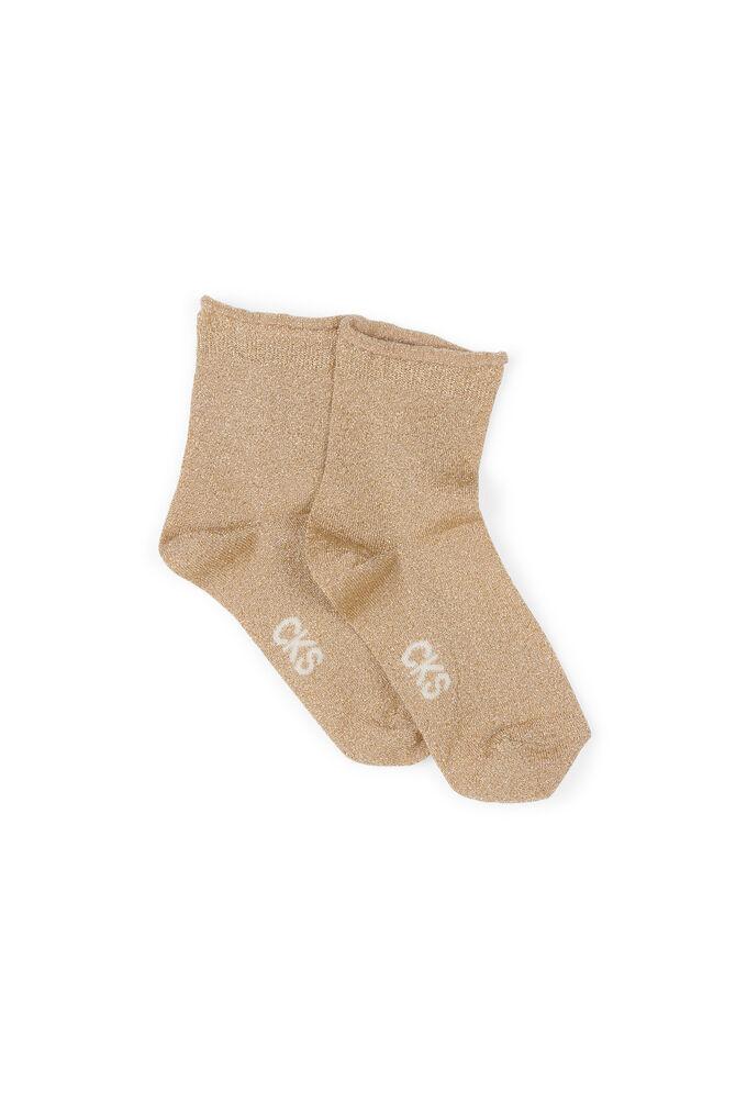 CKS KIDS - LUREXI - Sokken - goud