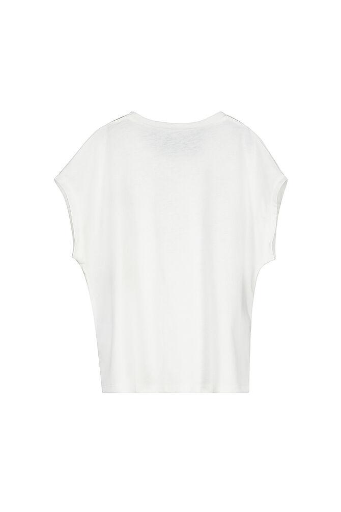CKS KIDS - ENGIE - T-shirt korte mouwen - wit
