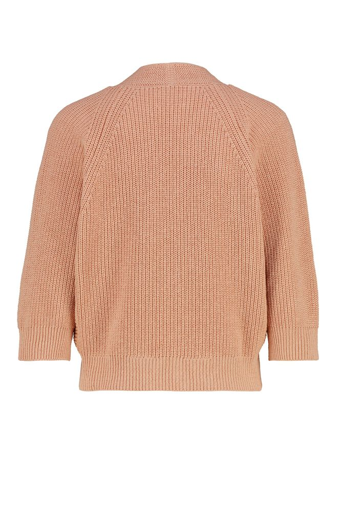 CKS WOMEN - TECK - Cardigan - pink