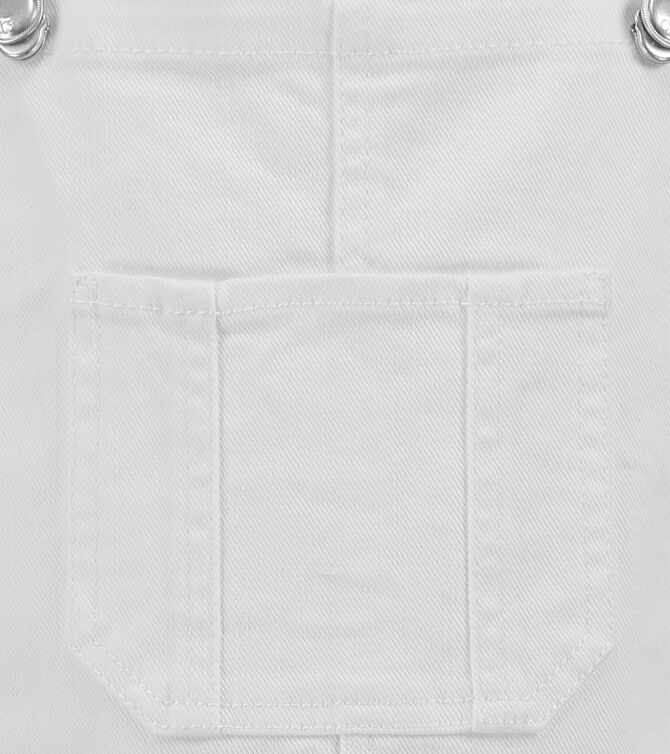 CKS KIDS - ILKA - Dungaree - white