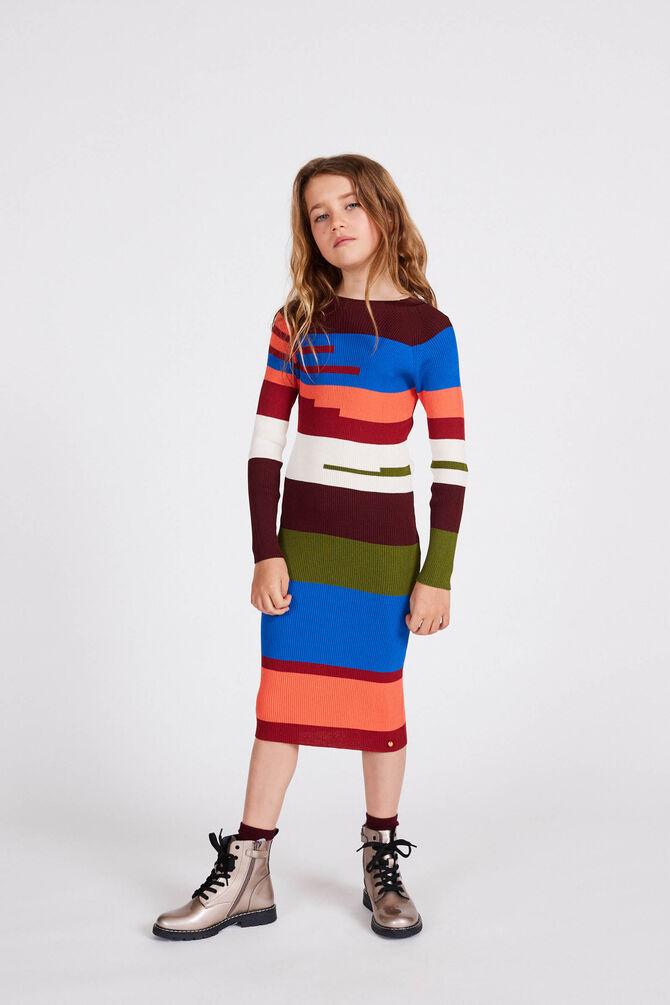 CKS KIDS - KARA - Lange jurk - multicolor