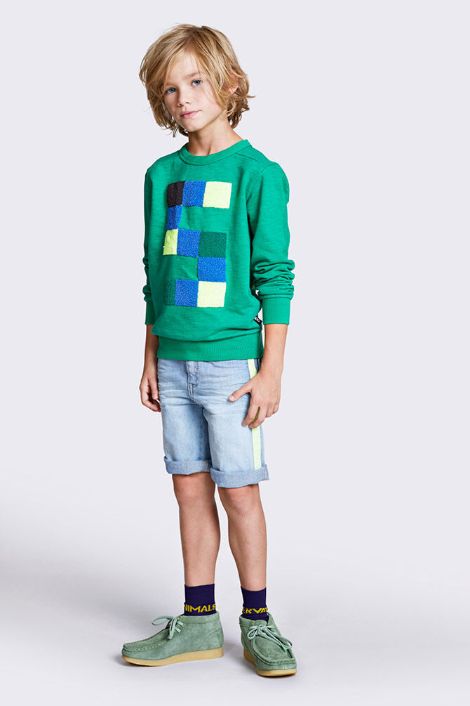 CKS KIDS - BERNIAN - Sweater - groen