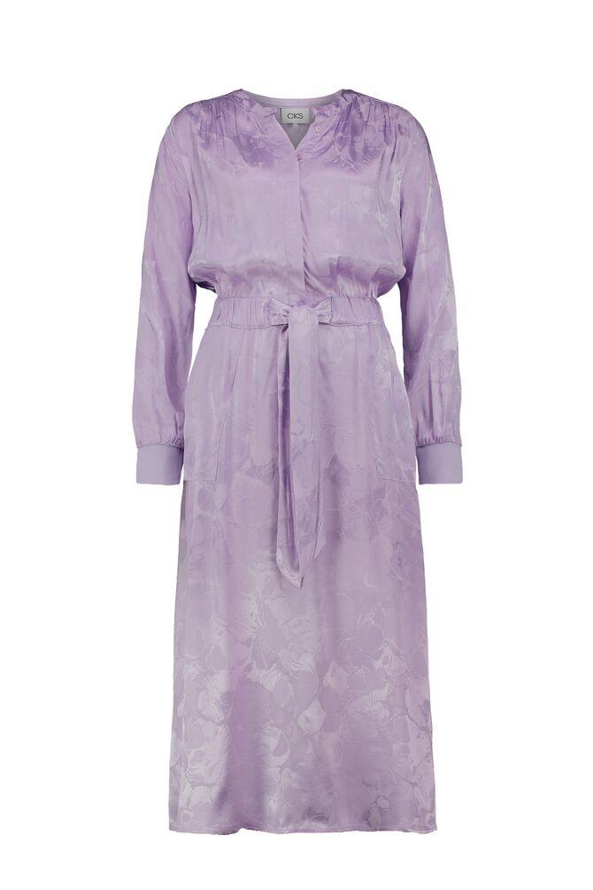 CKS WOMEN - ZABOLLAS - Lange jurk - paars