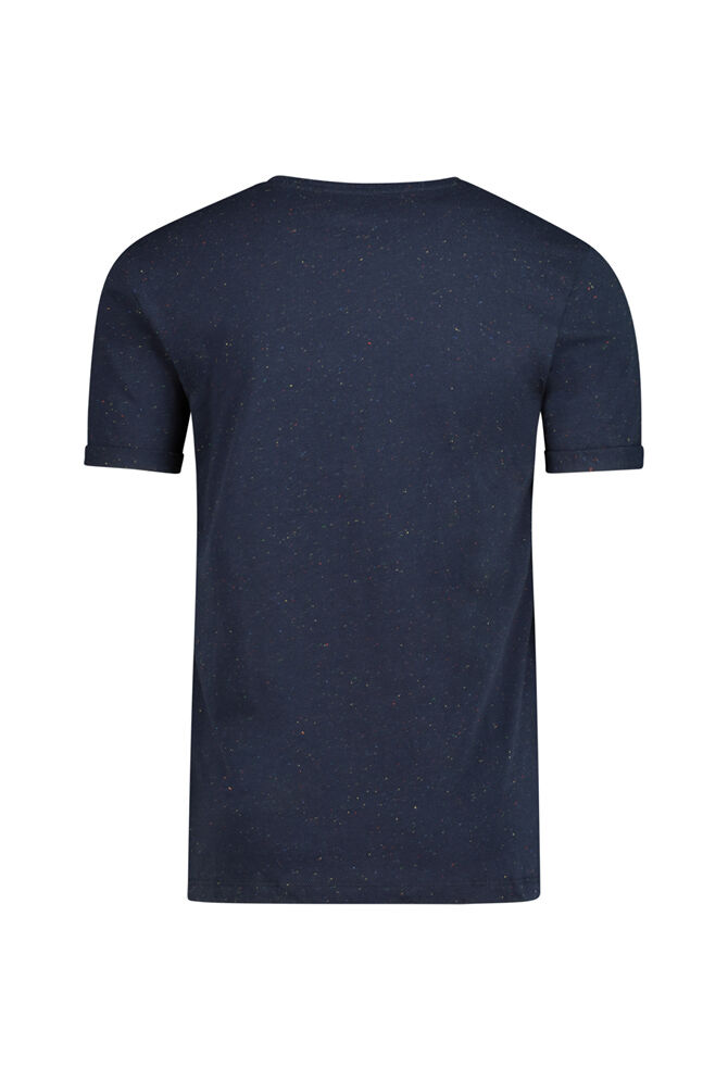CKS MEN - NALDAR - T-shirt korte mouwen - blauw