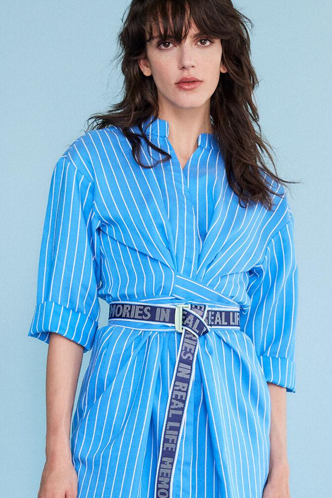 CKS WOMEN - RENDY - Brede riem - blauw