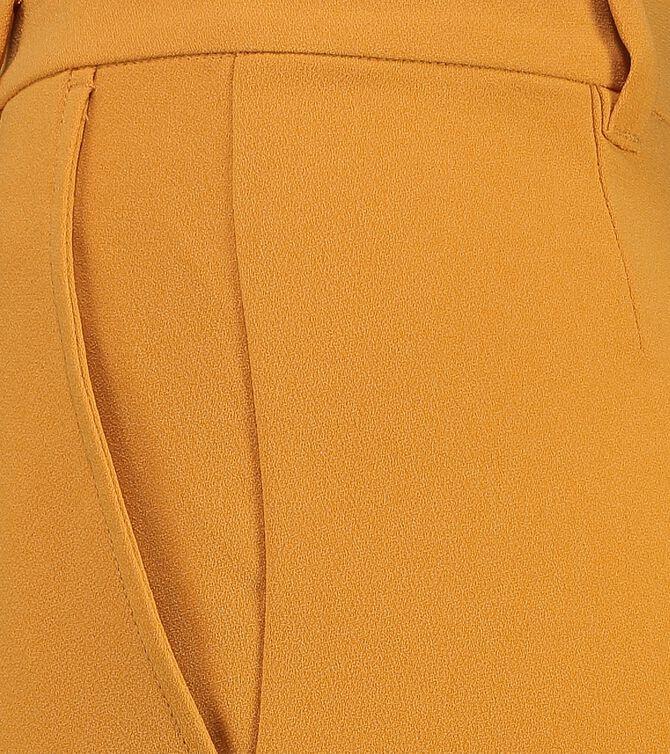 CKS WOMEN - TONKSA - Lange broek - geel