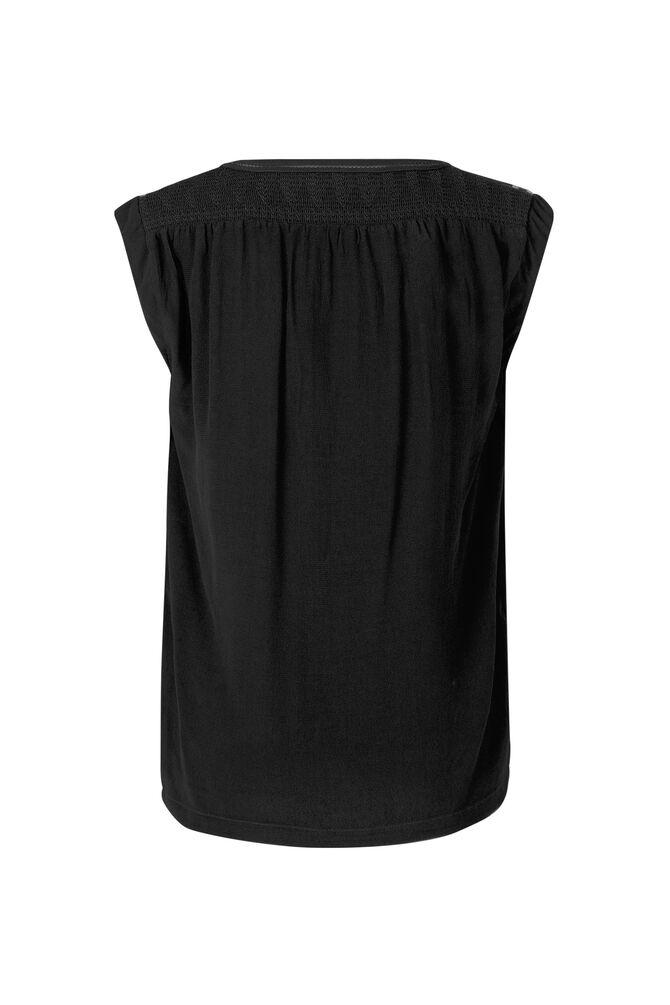 CKS WOMEN - RACHEL - Blouse sleeveless - black