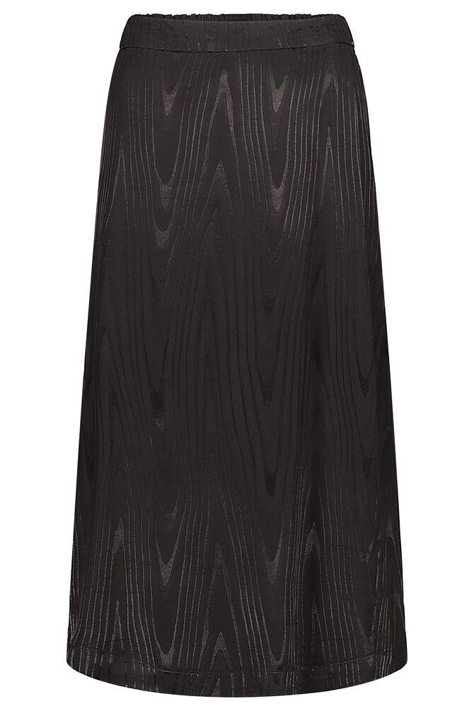 CKS WOMEN - RONILDE - Jupe longue - noir