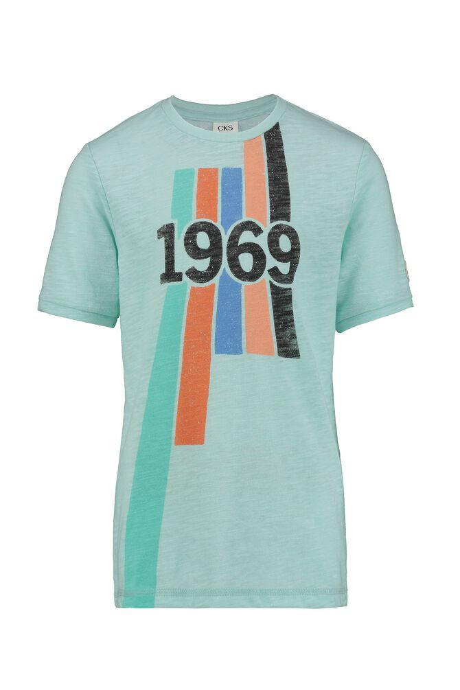 CKS KIDS - YVES - T-Shirt kurze Ärmel - Grün