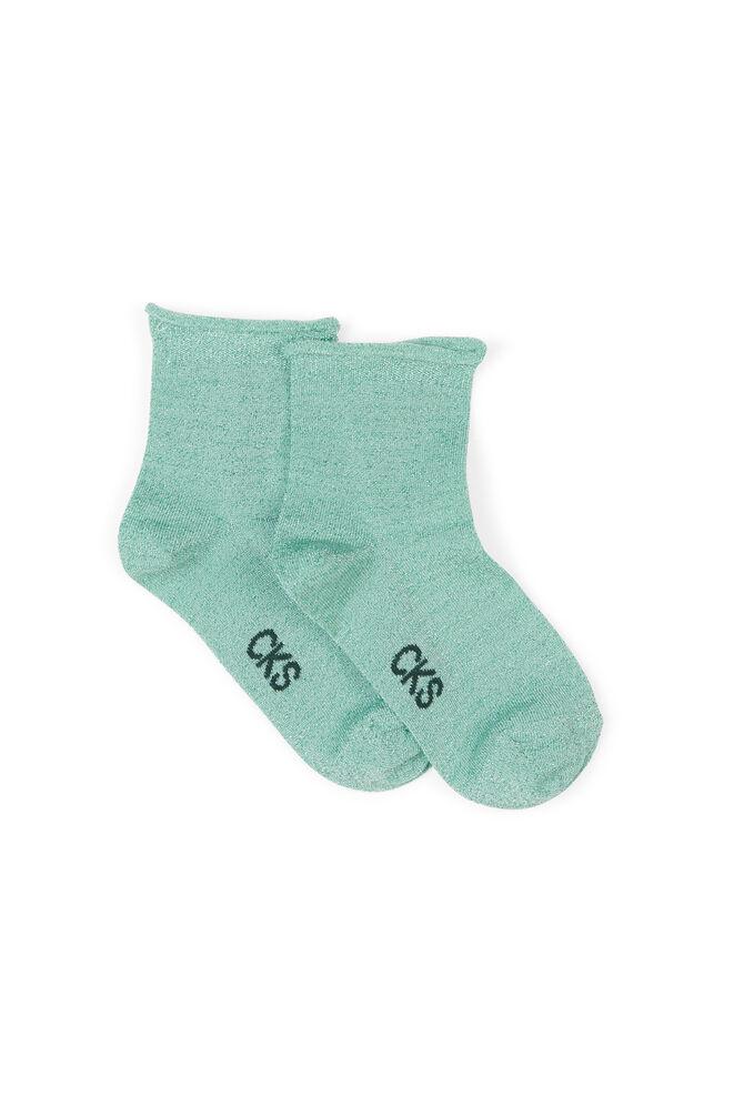 CKS KIDS - LUREXI - Sokken - groen