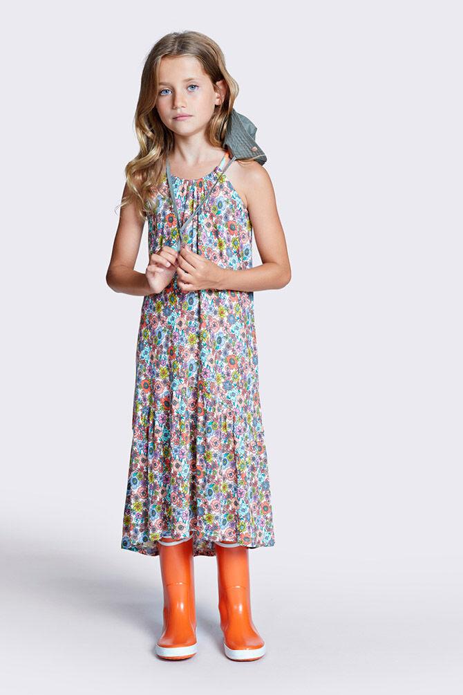 CKS KIDS - EDITA - Maxi dress - multicolor