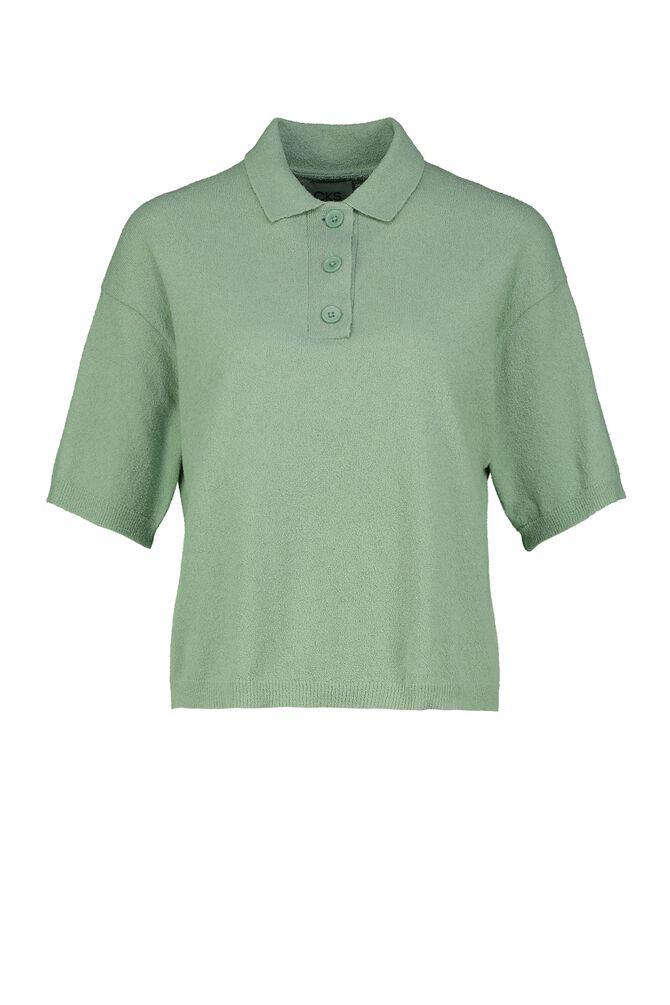 CKS WOMEN - TULA - Poloshirt - groen