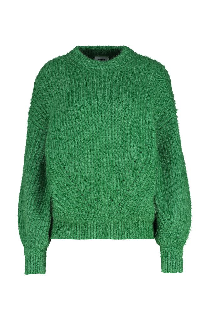 CKS WOMEN - TOPEKA - Pullover - groen