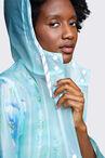 CKS WOMEN - HUNDRY - Raincoat long - blue