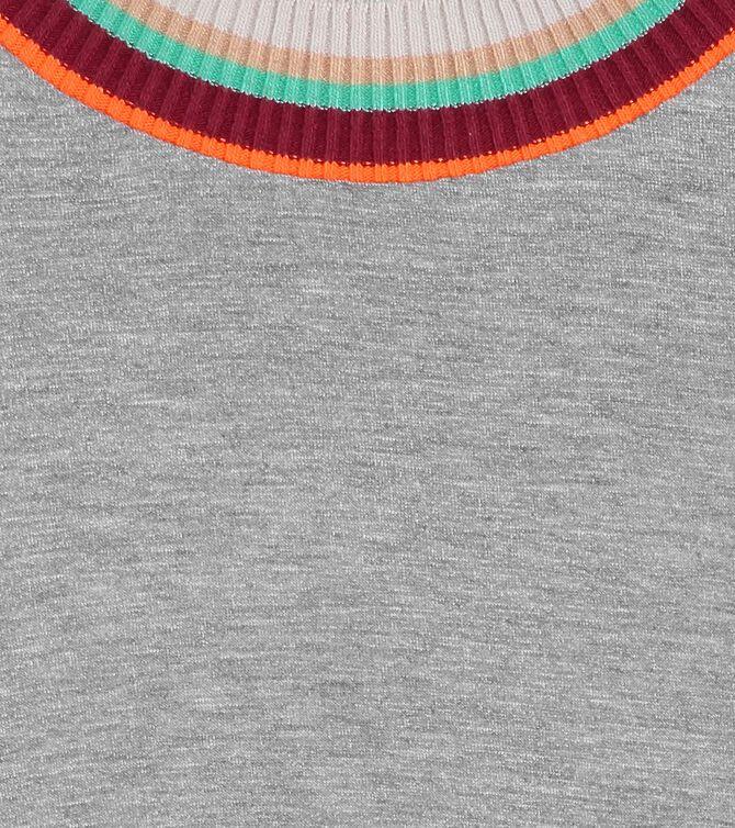 CKS WOMEN - LAWRENCE - T-shirt korte mouwen - grijs