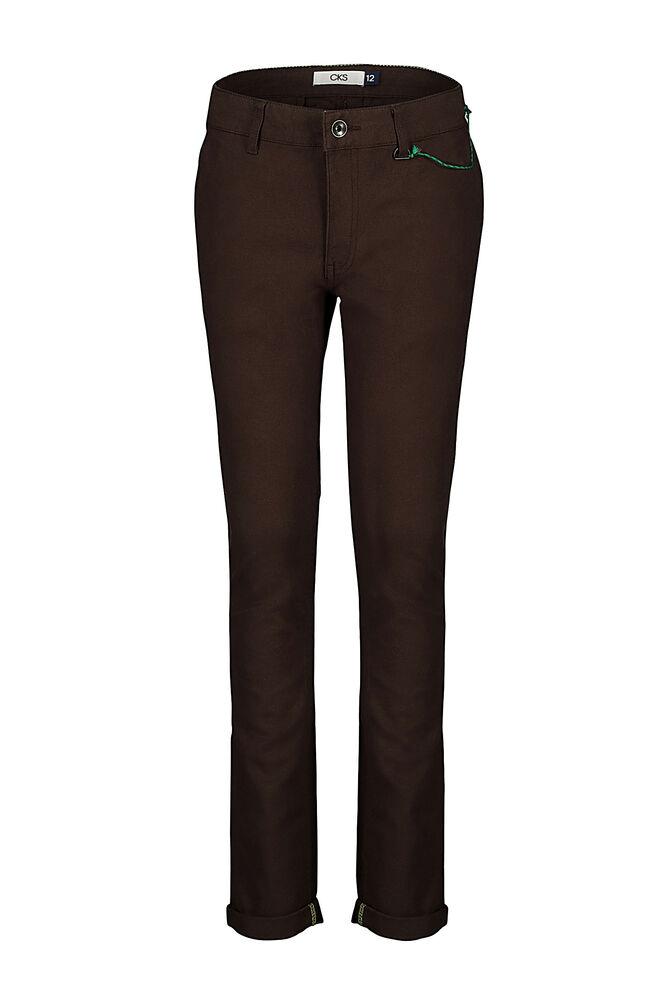CKS KIDS - BENAUD - Long trousers - brown