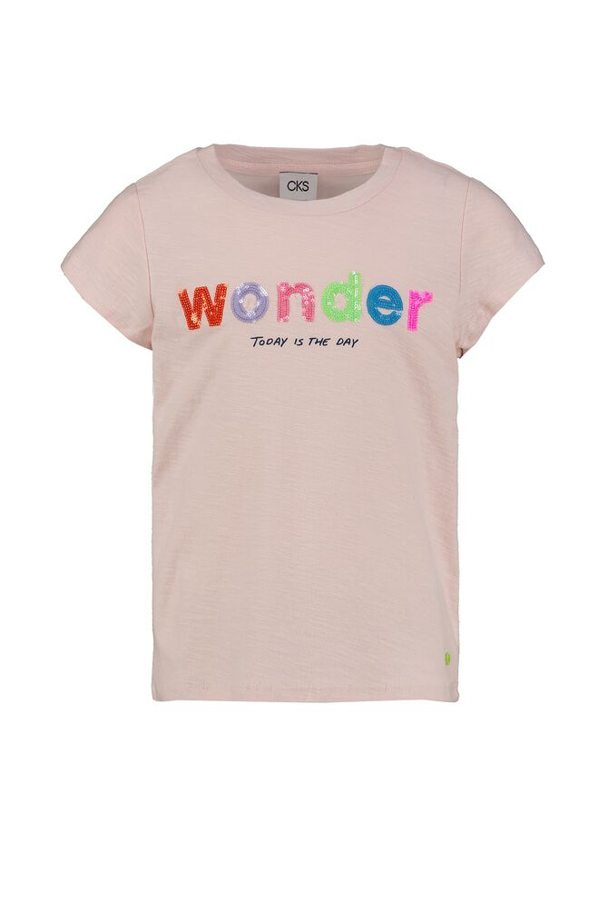 CKS KIDS - IRELAND - T-shirt short sleeves - pink