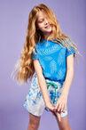 CKS KIDS - DIMKE - T-Shirt kurze Ärmel - Blau