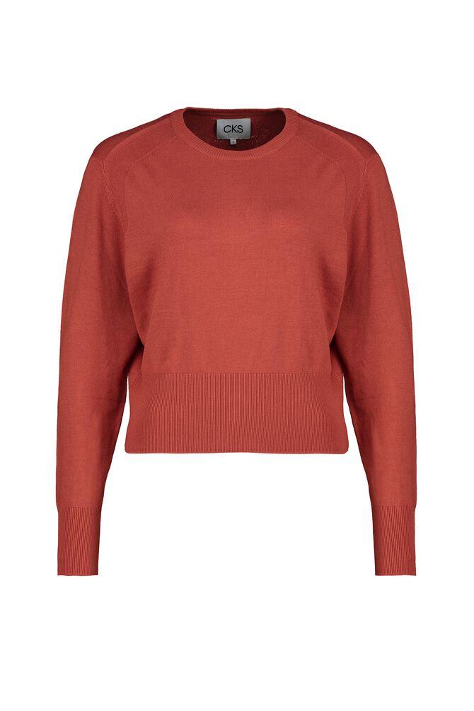 CKS WOMEN - TARIA - Pullover - rood