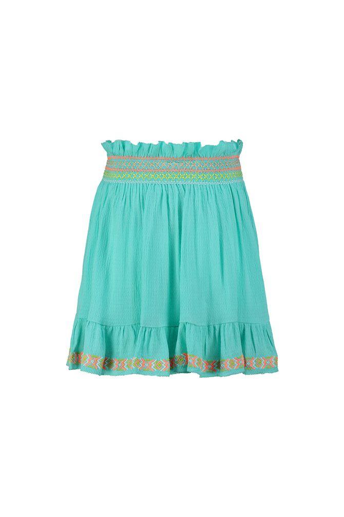 CKS KIDS - ECLAT - Short skirt - green