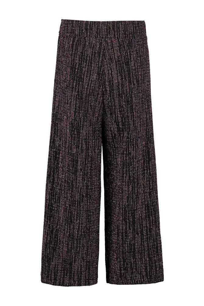 CKS KIDS - AILEEN - 7/8 pantalon - noir