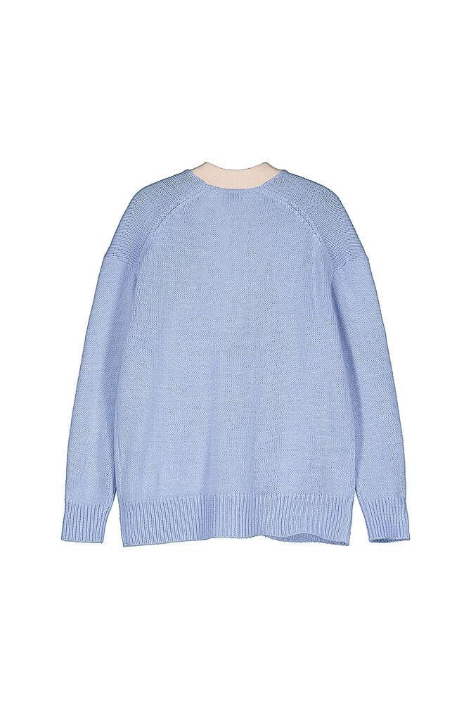CKS KIDS - NIMORA - Cardigan - blauw