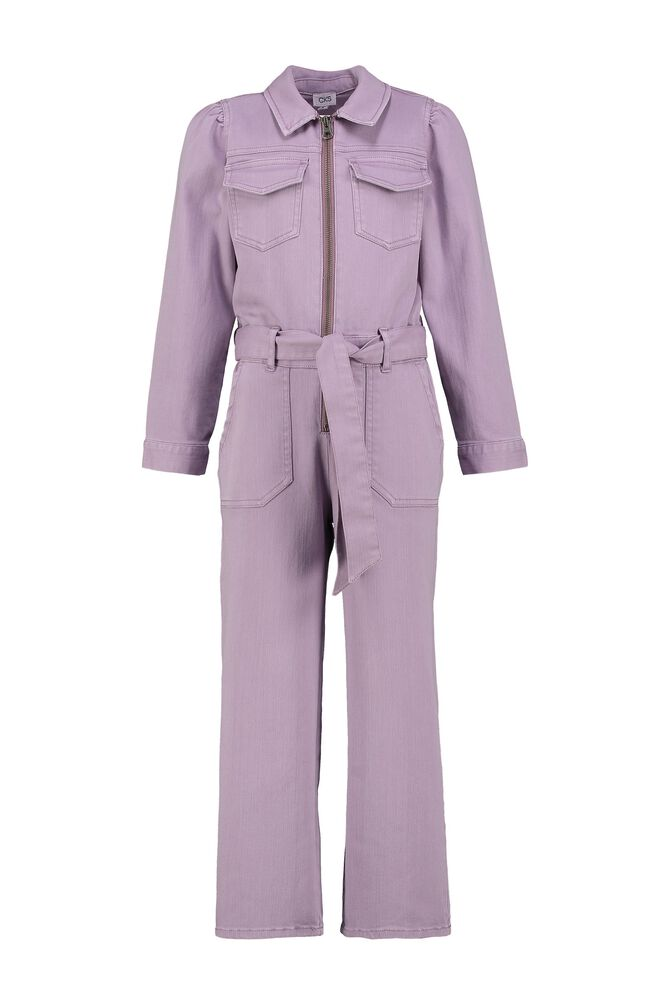 CKS KIDS - CASSIDY - Jumpsuit - Purper