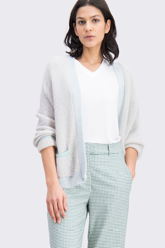 CKS WOMEN - NEBONY - T-shirt korte mouwen - wit
