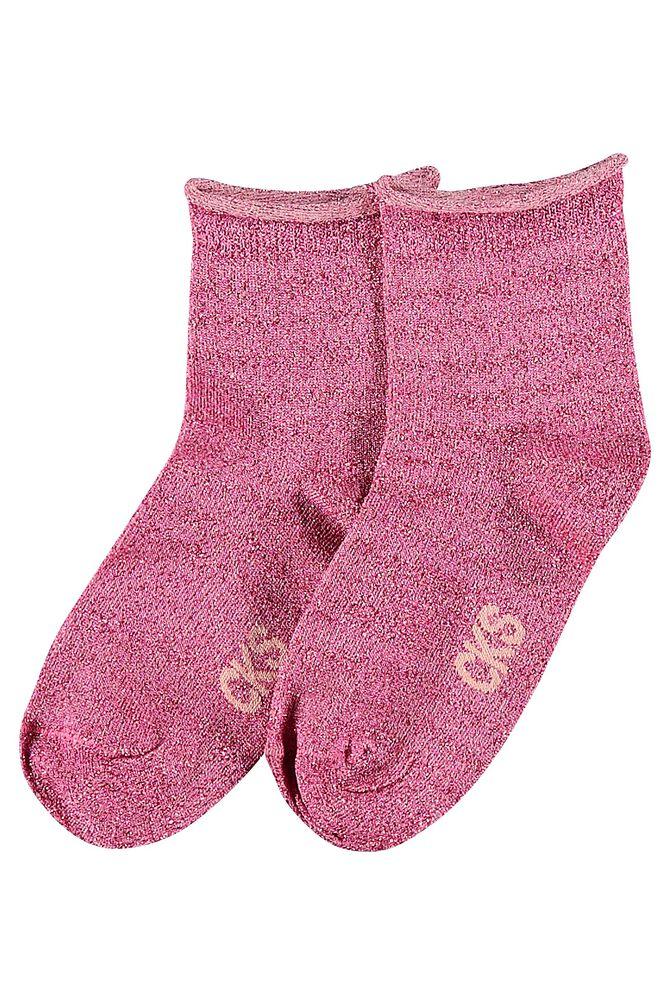 CKS KIDS - LUREXI - Socks - pink