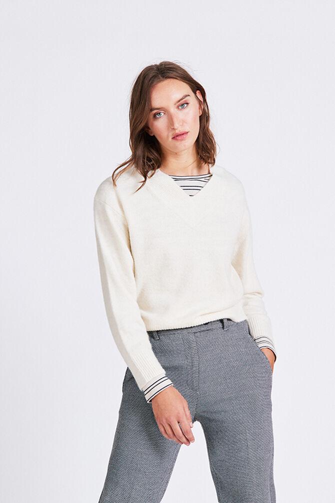 CKS WOMEN - KEPA - Pullover - white