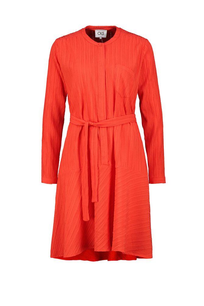CKS WOMEN - ROME - Robe courte - rouge