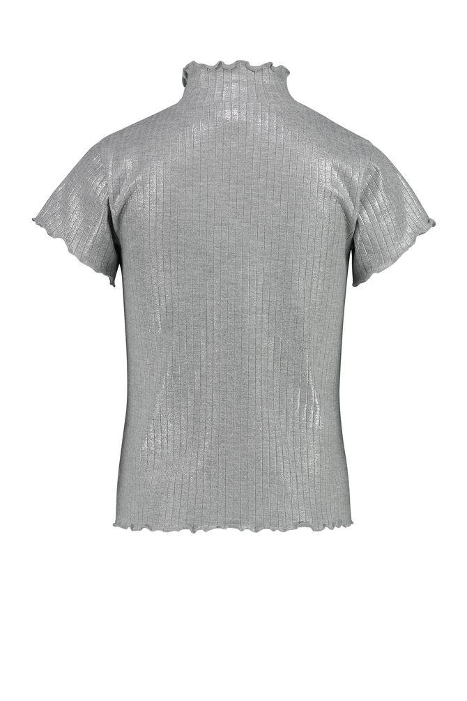 CKS KIDS - DADO - T-shirt korte mouwen - zilver