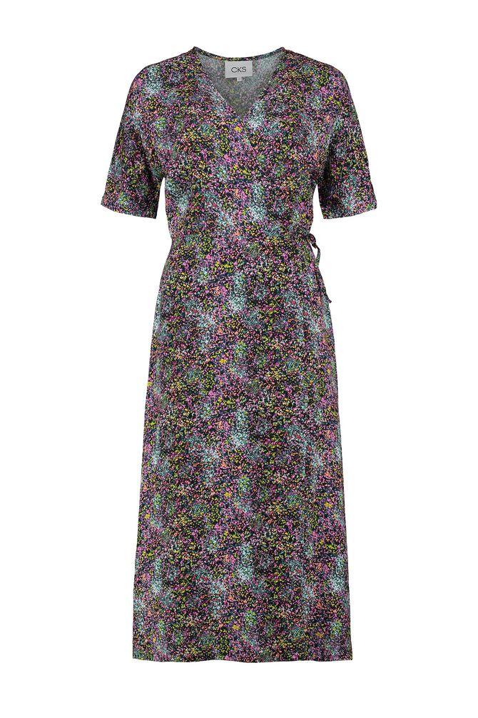 CKS WOMEN - ELIF - Dress long - multicolor