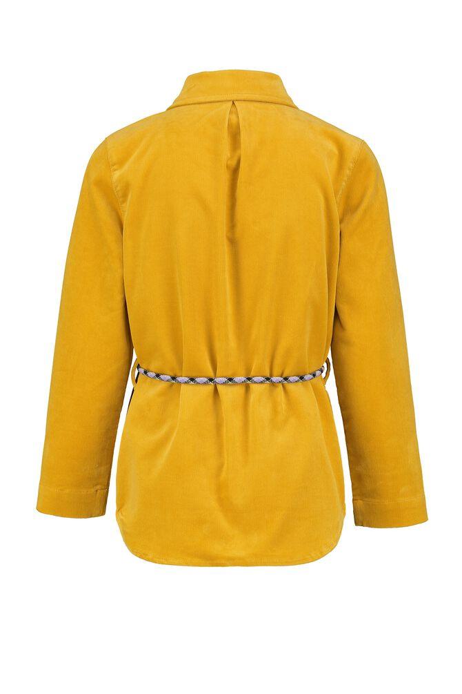 CKS KIDS - CELESTE - Korte jacket - geel