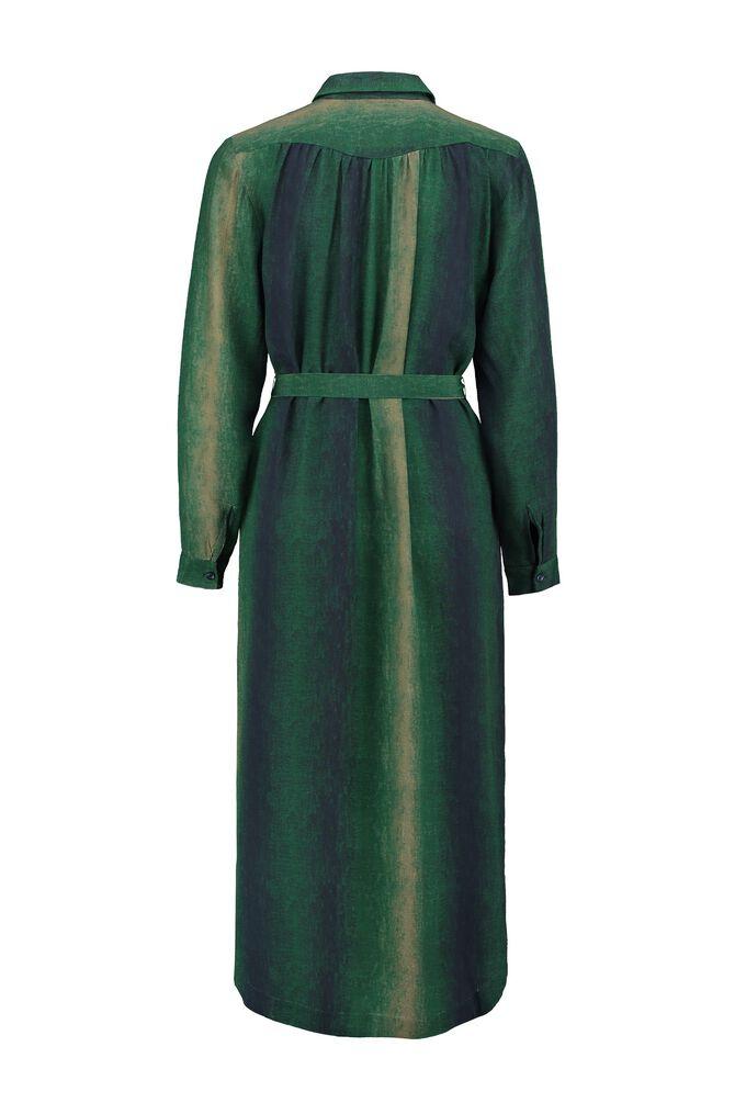 CKS WOMEN - ESTHEE - Lange jurk - groen