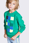 CKS KIDS - BERNIAN - Sweater - groen