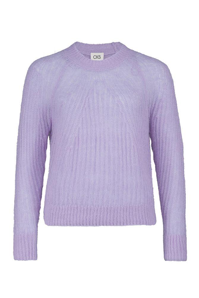 CKS WOMEN - TANYA - Pullover - paars