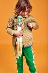 CKS KIDS - OSSIE - Short coat - green