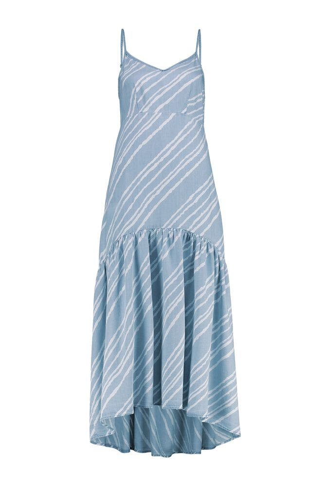 CKS WOMEN - FRIEDE - Robe longue - bleu