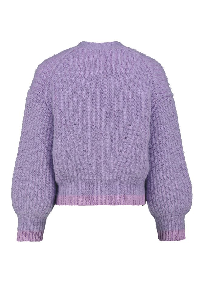 CKS KIDS - KIA - Strickjacke - LILAC