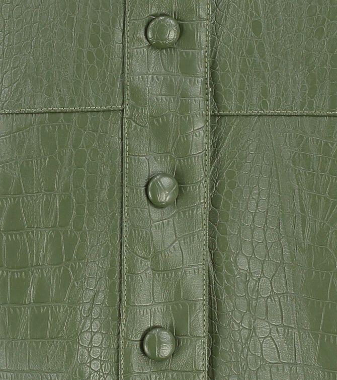 CKS WOMEN - ROBINA - Blouse lange mouwen - groen