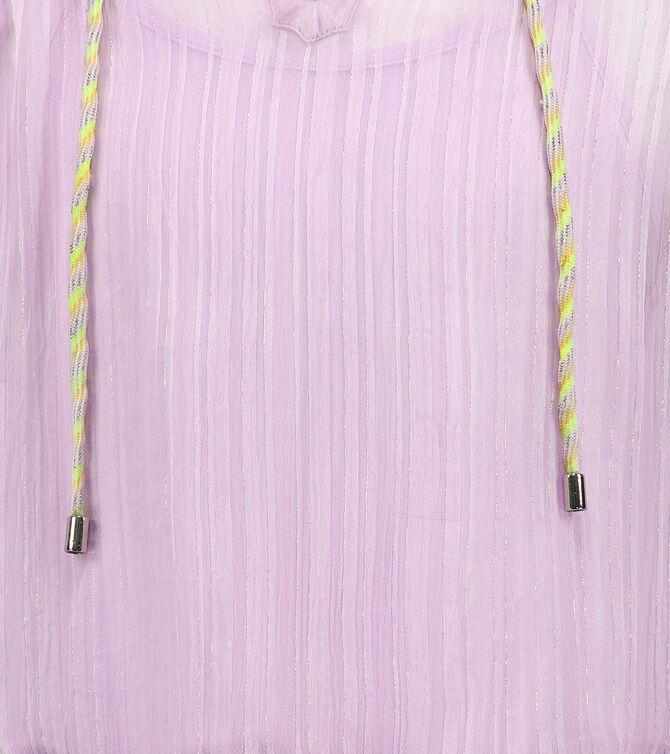 CKS KIDS - ACACIA - Blouse short sleeves - purple