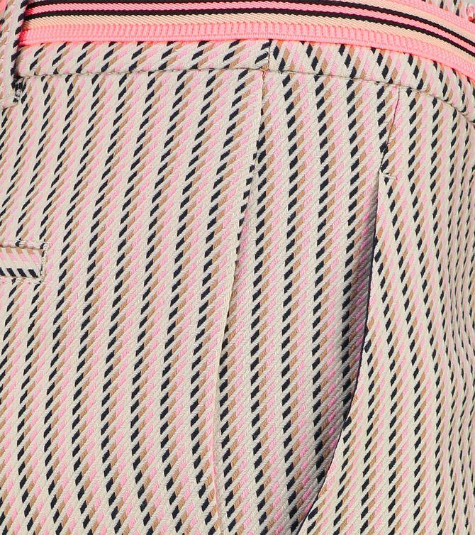 CKS WOMEN - LINTE - 7/8 broek - roze