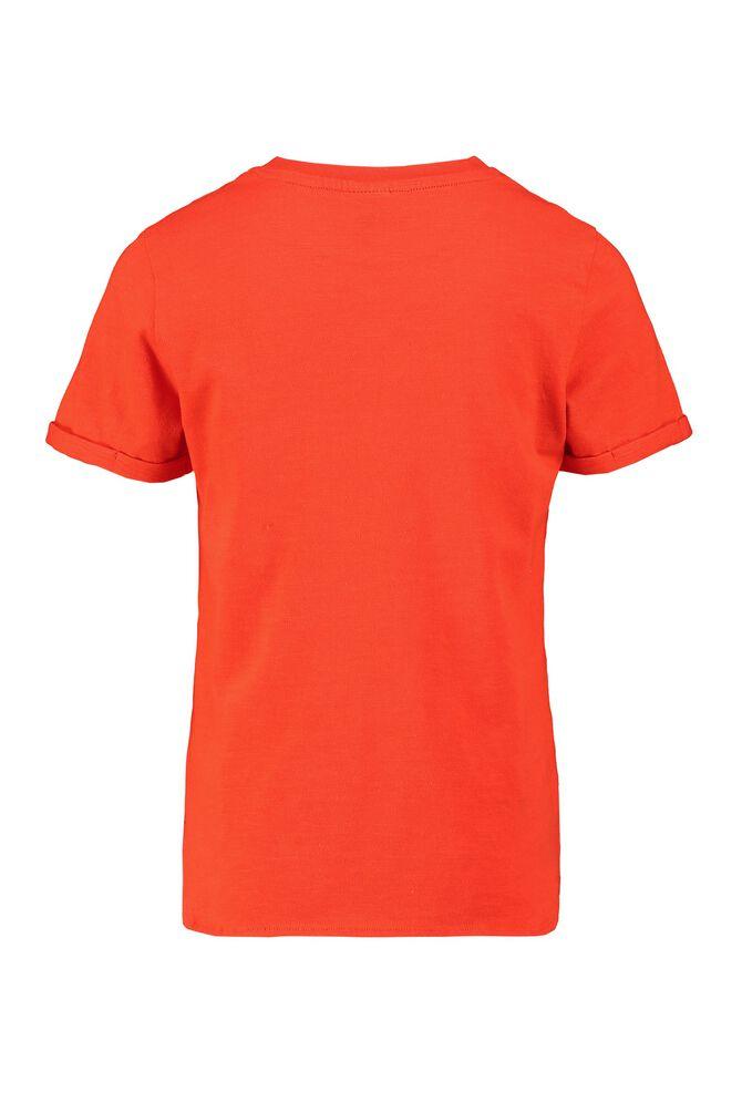 CKS KIDS - YALEX - T-shirt korte mouwen - rood