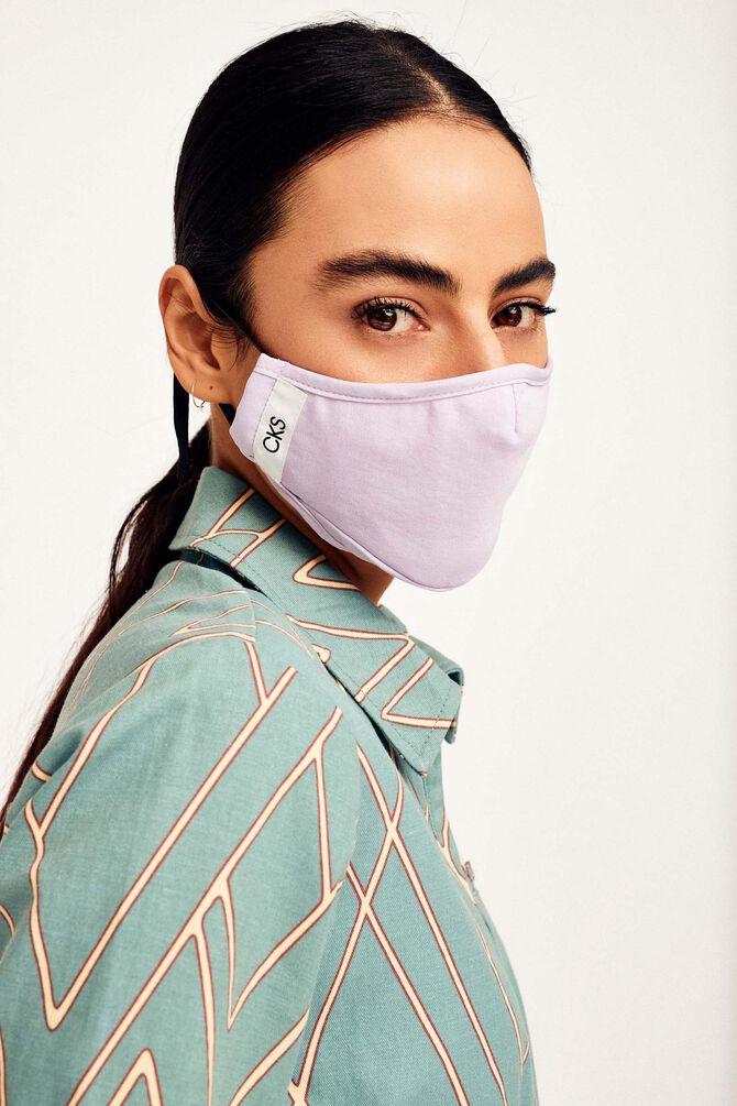CKS WOMEN - MASUKU - Mondmaskers - paars