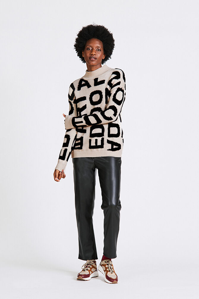 CKS WOMEN - KAAT - Pullover - wit