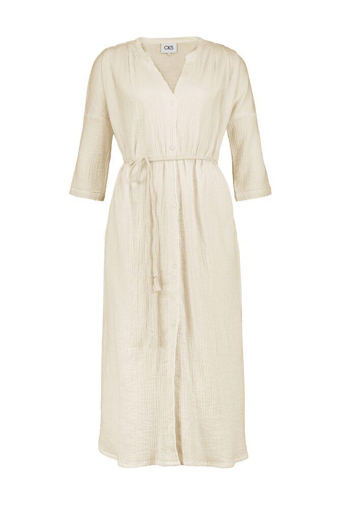 CKS WOMEN - LAUREN - Dress long - white