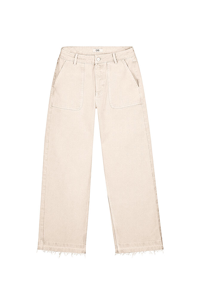 CKS WOMEN - LARENTINA - Jeans - wit
